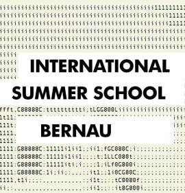 Internationale Sommerschule