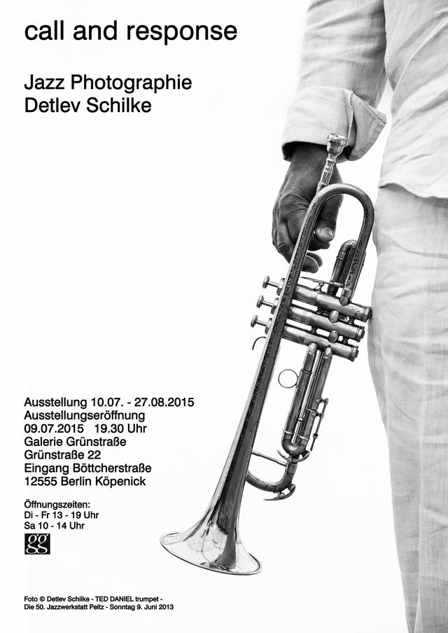 call and response - Jazz Photographie - Detlev Schilke